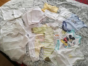 Bebi-dol-ves - Srbija: Bebi paket za decakavelicina od rodjenja do 6msvedake pelene 10