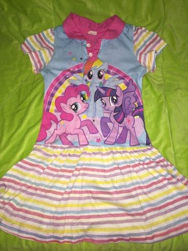 Платье на 5-7 лет состояние отличное в Бишкек
