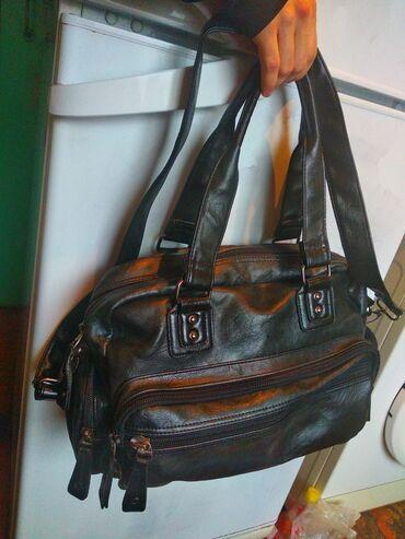 сумка juicy couture в Кыргызстан: Сумка женская кожзам удобная и вместительная 42см длина. высота 23 см