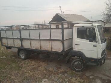 Мерседес гигант 814 в бишкеке - Кыргызстан: Мерседес 814