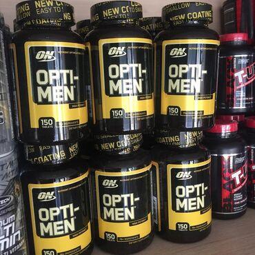 Opti men-мультивитамины От компании Optimum nutrition