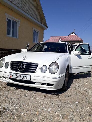 Mercedes-Benz E-Class 2.2 л. 2001