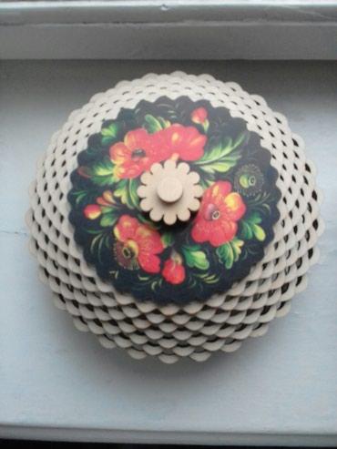 Корзинки, хлебницы,конфетницы и в Бишкек