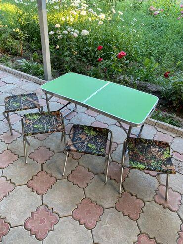 Комплект стол и стулья | Другое назначение столов и стульев