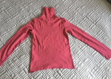 Pantalone-benetton-e - Srbija: Roze benetton ženska rolka
