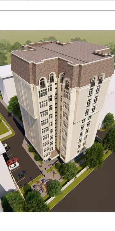 продам клексан в Кыргызстан: Продается квартира:Элитка, Политех, 2 комнаты, 93 кв. м