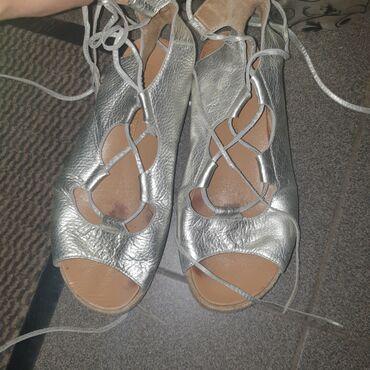 Kozne sandale Antonela Rossi