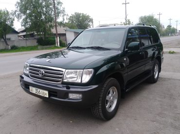 Toyota Land Cruiser 2003 в Бишкек