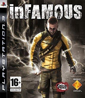 """Bakı şəhərində """"InFamous"""" PS3"""