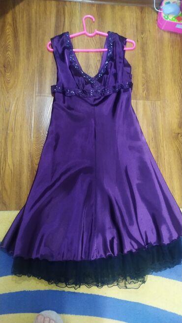 Платье, размер 46-48, новое.Шили на заказ, не удалось надеть на