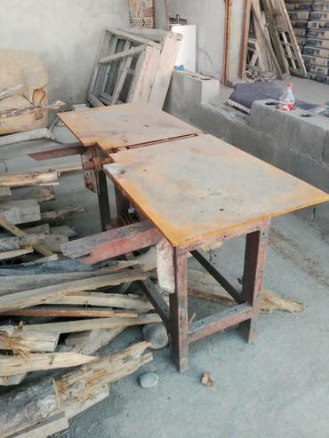 Оборудование для бизнеса в Джалал-Абад: Срочно сатылат циркулярный станок абалы жаккшы