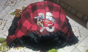 Ostala dečija odeća | Smederevo: Zimska kapa za decake 4,5,6,7 godina; marke c&a ; obim kape je 56