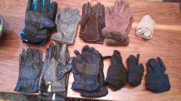 11 pari muskih i zenskih rukavica - Senta