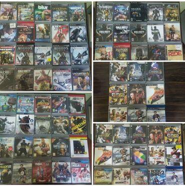 Video oyunlar və konsollar Azərbaycanda: PS3 oyun diski