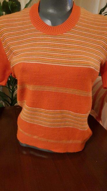 Narandzasta bluza doneta iz francuske - Pozarevac