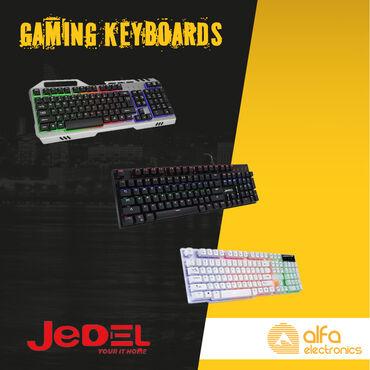 30 33 oelcuelue usaq roliklri - Azərbaycan: Oyun klaviaturaları (gaming Keyboards)Jedel Oyun KlaviaturalarıJedel