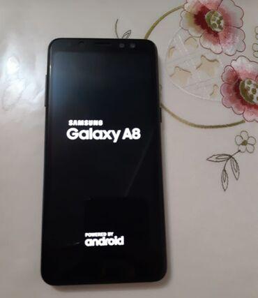 samsung a8 2018 qiymeti - Azərbaycan: İşlənmiş Samsung Galaxy A8 2018 32 GB qara