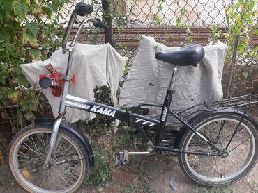 Срочно продаю велосипед кама