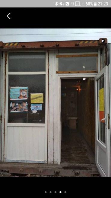 полка для магазина в Кыргызстан: Срочно срочноПродаю магазин без место магазин с контейнера обшитый