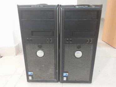 Bakı şəhərində Sistembloklar islenmis kompuyter keysleri Dell optiqleys a380