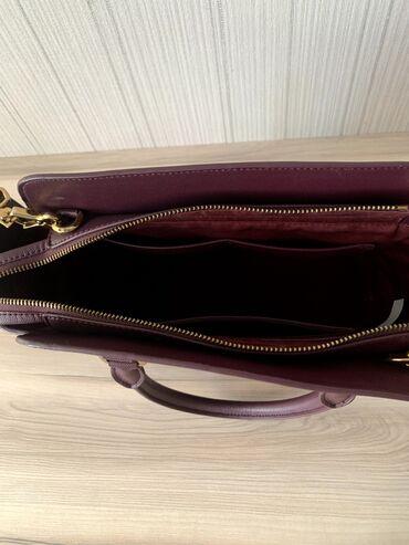 Фиолетовая сумочка от Charles & Keith Использовали 3-4 раза. В