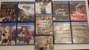 Bakı şəhərində Playstation 4 oyunları. Gta 5 rus 50