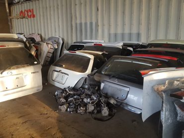 toyota-ft1 в Кыргызстан: Крышки багажника на японское авто