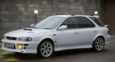 bentley azure 6 75 twin turbo в Кыргызстан: Subaru Impreza 2 л. 2000 | 185 км