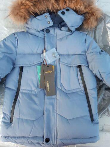 Новая куртка для мальчика, ростовка 104см, на 3 годика примерно