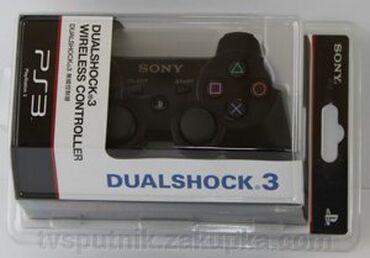 Продаем джойстики на PS3, playstation3, в продаже имеются оригинальные