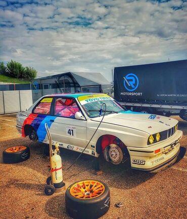 audi coupe 28 e в Кыргызстан: BMW 3 series 2.5 л. 1989