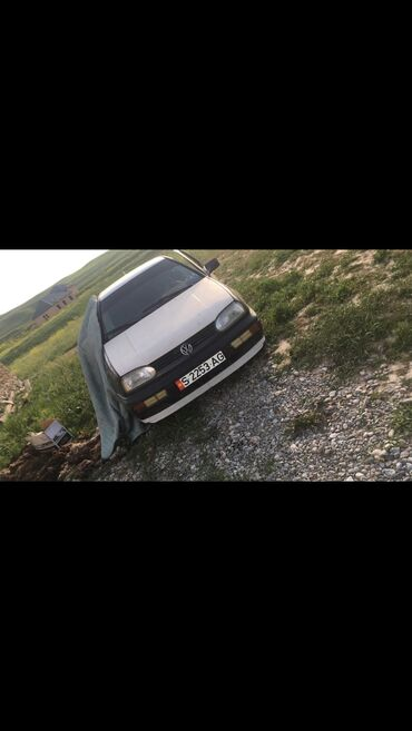 Volkswagen Golf 1.6 л. 1993 | 555 км