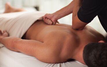Массаж Массаж на дому.  Профессиональный и расслабляющий массаж + Шуга