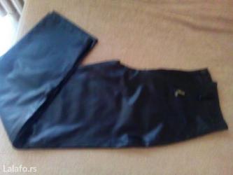 Pantalone od eko koŽe vl. M nove nisu noŠene stajale mi u orman dobije - Kikinda