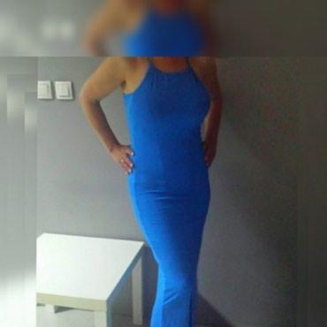 Duga pamuk-elastin nova haljina akcija   SNIŽENJE povoljno    - Belgrade