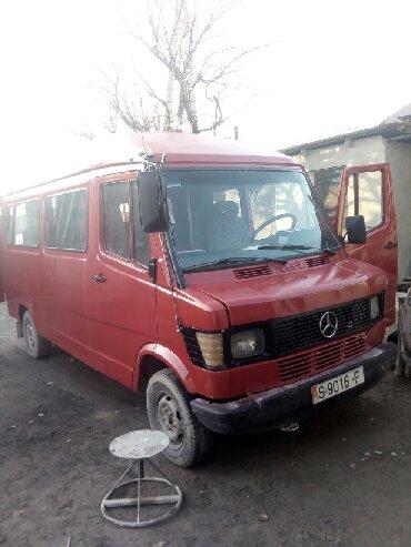 купить бус в рассрочку в Кыргызстан: Mercedes-Benz Другая модель 3 л. 1988