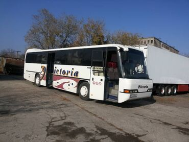 Продается автобус Neoplan N316K цвет белый год 1993 автономная печь