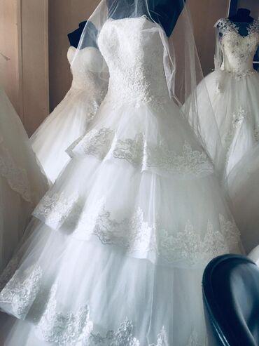 Свадебные платья 7шт продажа турецкие Кара балта
