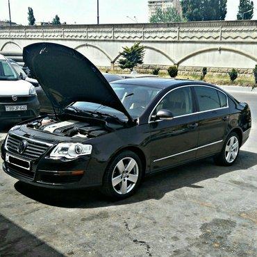 Bakı şəhərində Volkswagen Passat 2008