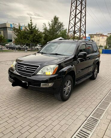 Автомобили в Бишкек: Lexus GX 4.7 л. 2004