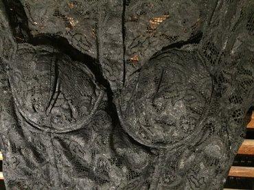 Δαντελένιο μπούστο με μπανέλες , από ΝΥ Guess  No small/ medium . Τιμή σε Υπόλοιπο Αττικής - εικόνες 2