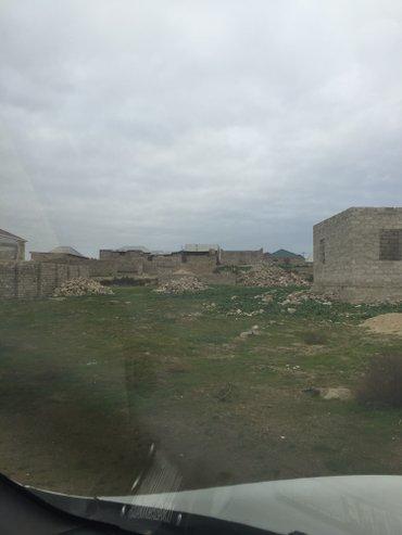 Bakı şəhərində Savxoz binede tecili ve ucuz torpaq saheleri satili qaz işiq var
