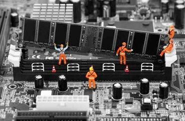 Сборка компьютеров  Замена комплектующих  Чистка, смазывание и замена