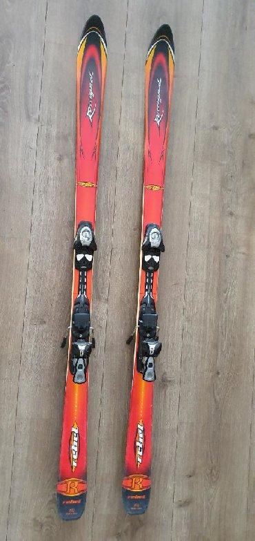 Лыжи - Кыргызстан: Лыжи Rossignol rebel 170см