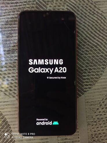 Alfa romeo 147 32 mt - Azərbaycan: Samsung A 20 lap az işlənib, qırmızı rəngdə, karopkası, adapteridə var