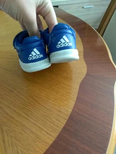 Dečija odeća i obuća - Irig: Adidas patike za decaka,broj 22.kao nove