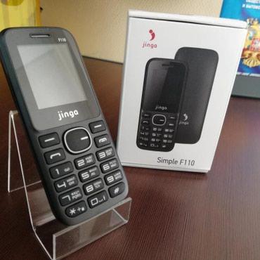 Jinga F110 telefonyenidi. 2 sim kart gedir. qeydiyyatdan keçib