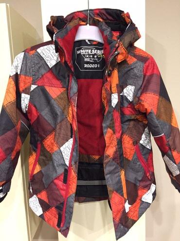 Oprema za skijanje - Srbija: Zimska jaknica,može i za skijanje,veličina 104,za 4-5 godina,kao nova