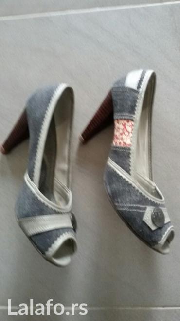Sive cipele alter broj 39 - Leskovac - slika 3