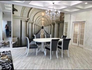 Apartment for rent: 3 bedroom, 140 sq. m, Bishkek
